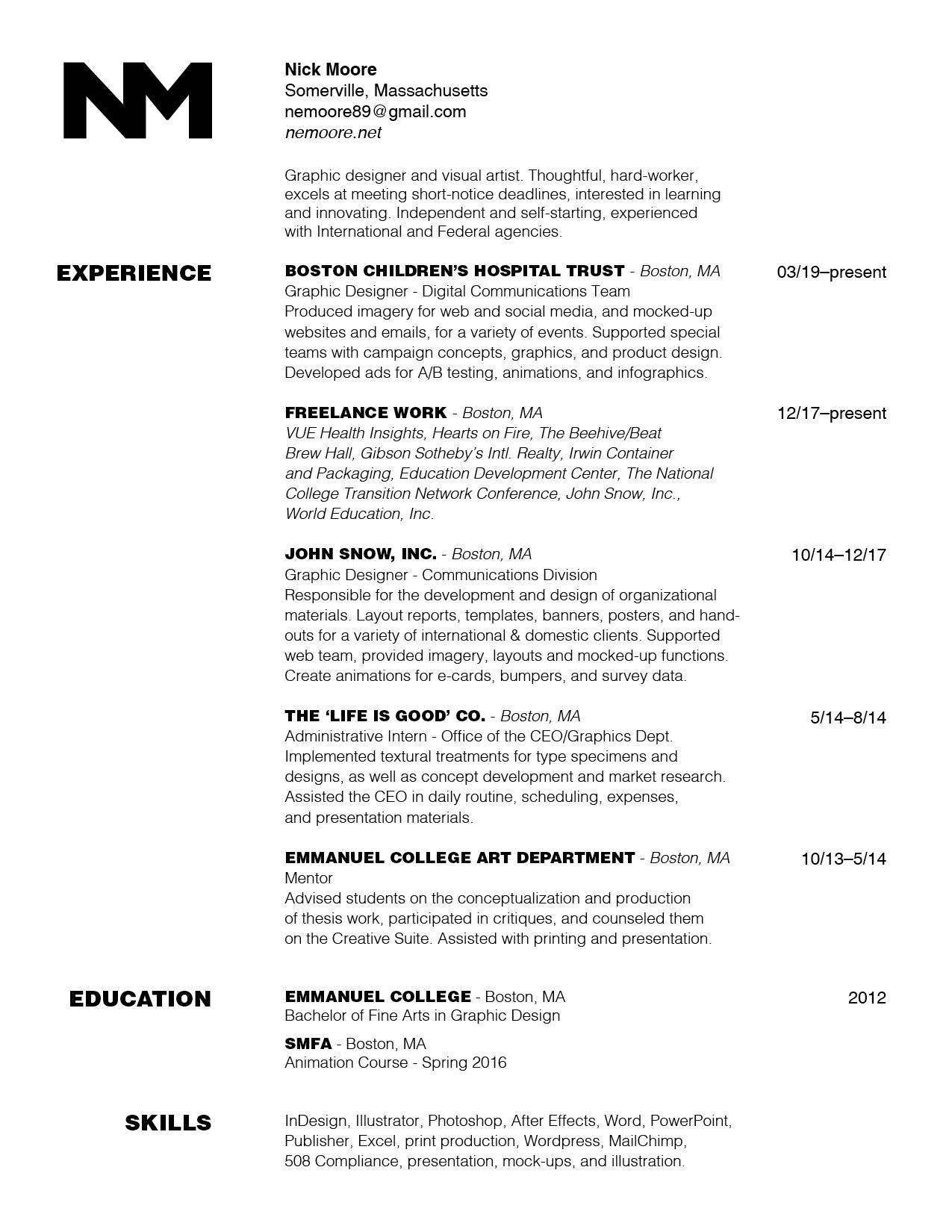 N.Moore_Resume2021